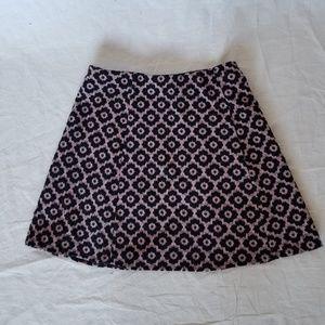Zara Skirts - Zara trafaluc floral print mini skirt size large